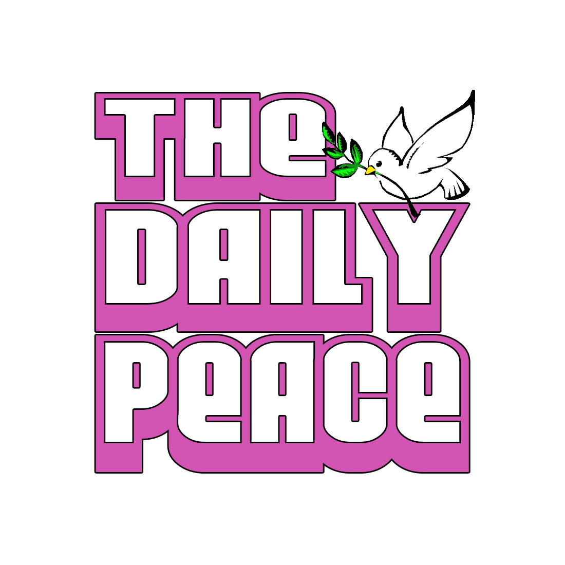 The Daily Peace 001 – Strip-Search & Right-to-Work