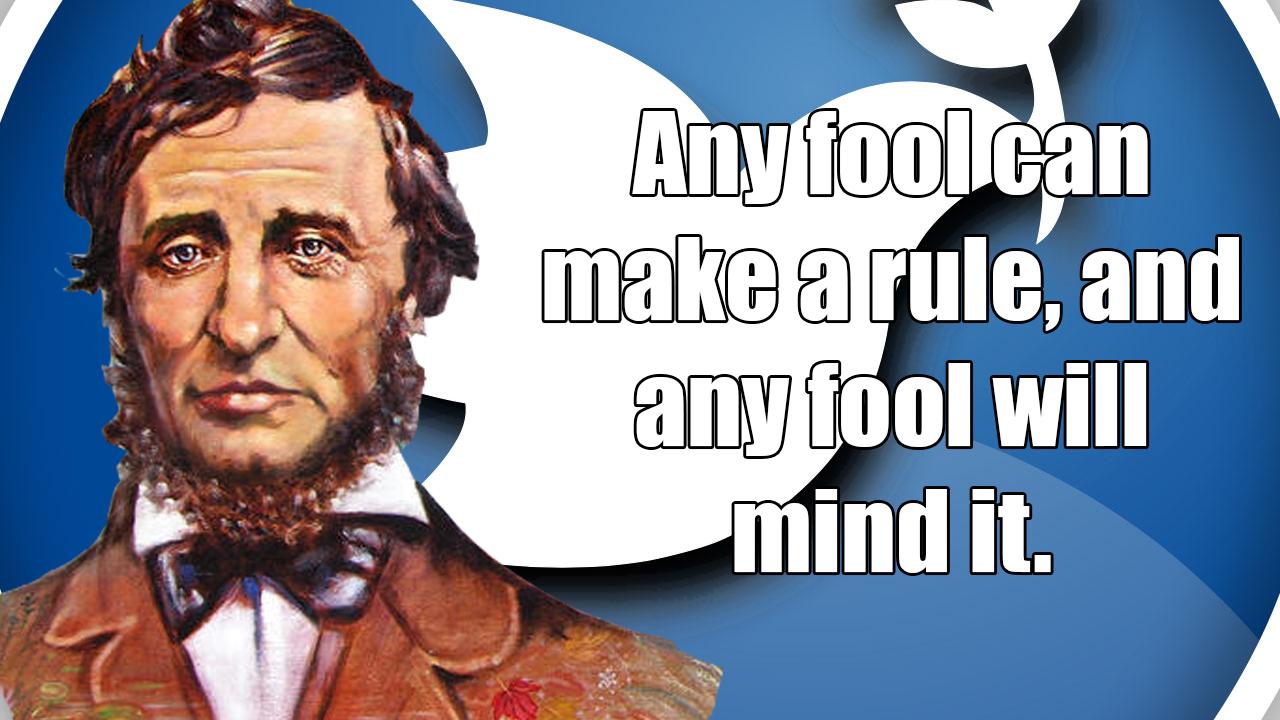 any fool