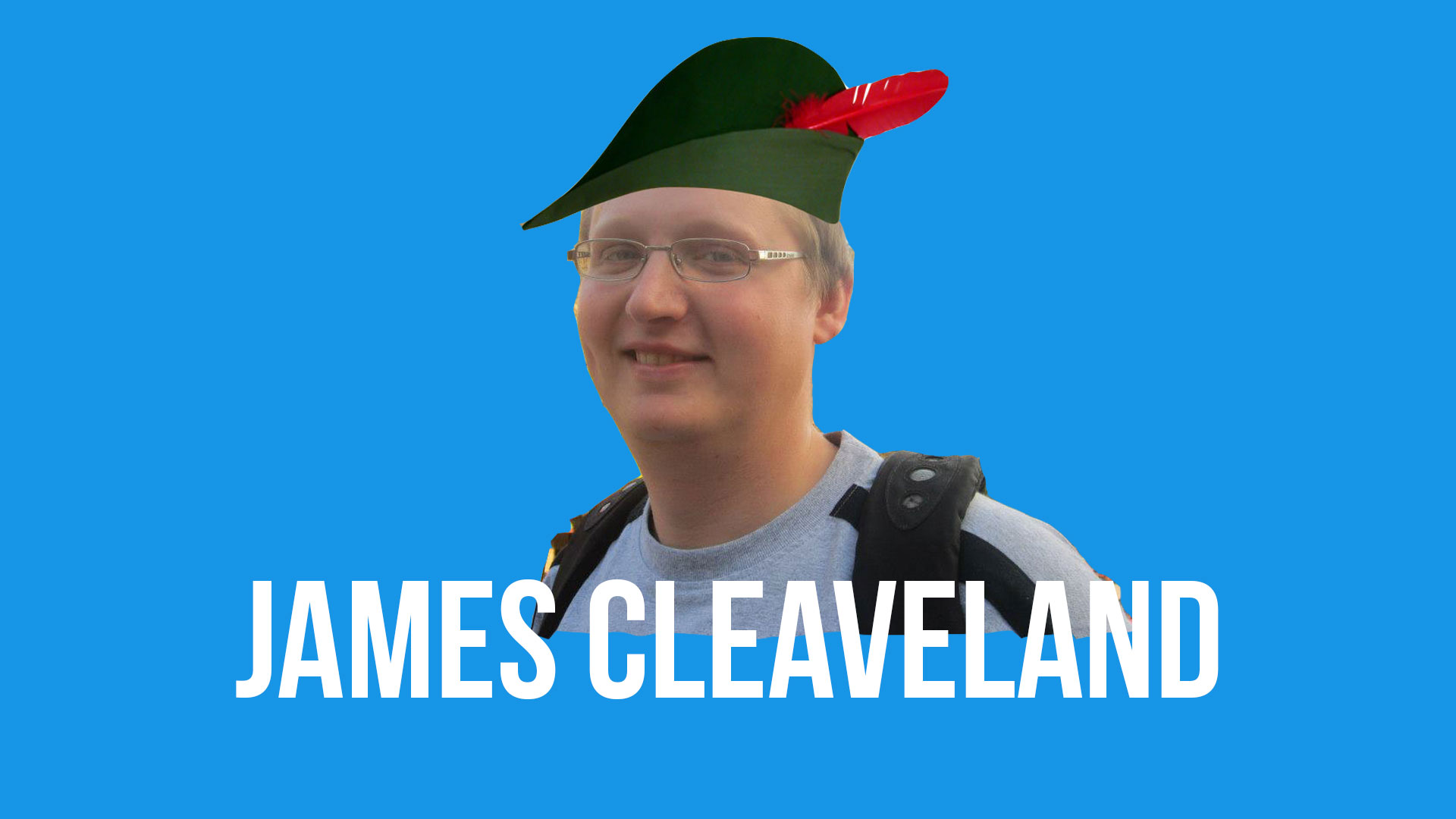 "James ""Robin Hood"" Cleaveland on Peace News Now"