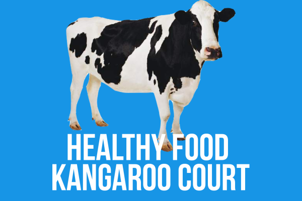Healthy Food, Kangaroo Court | Day 3