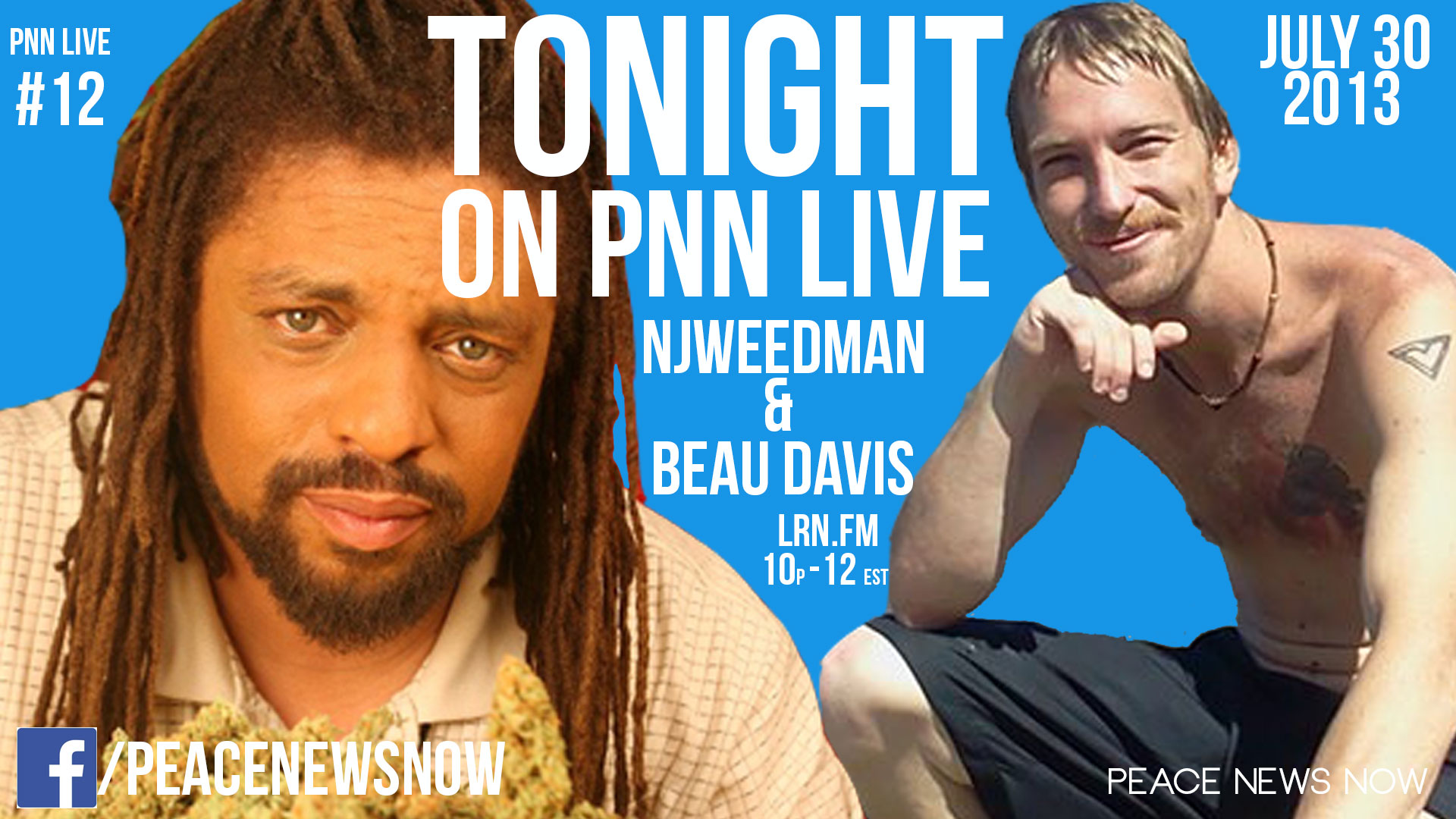 PNN Live #12 – Whistleblowers, Jury Nullification, BEARCATS