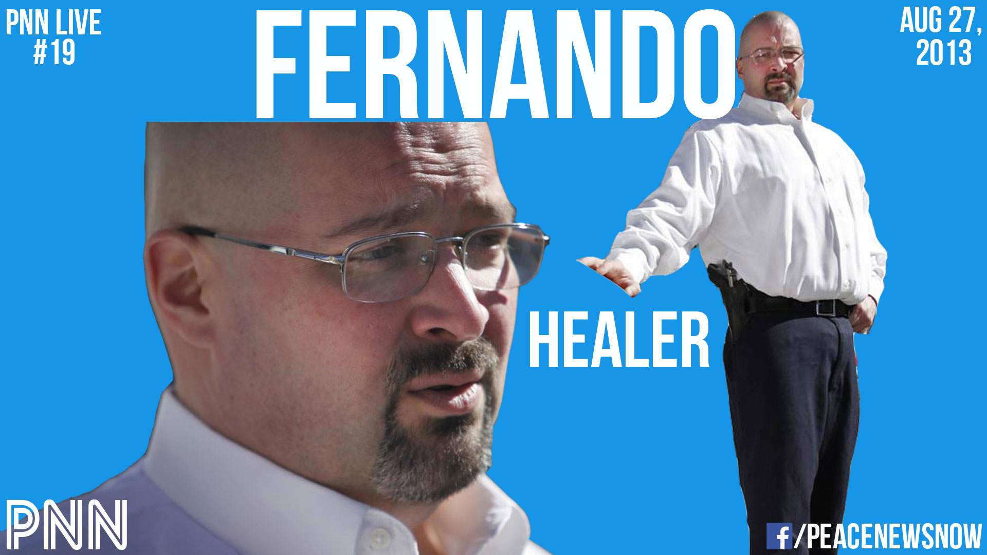 Fernando Salguero on Healing, LSD, DMT