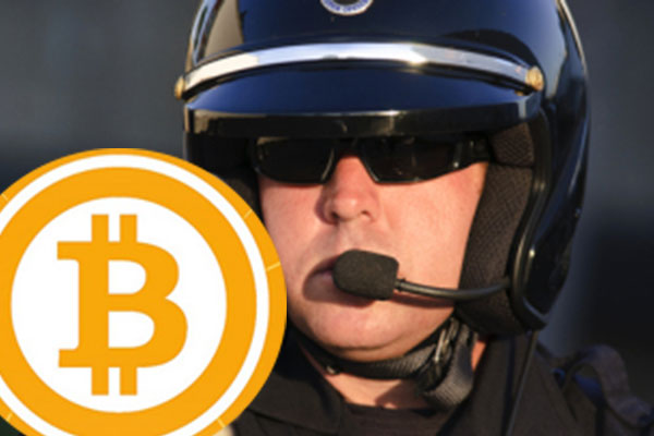 Cops Pay Bitcoin Ransom