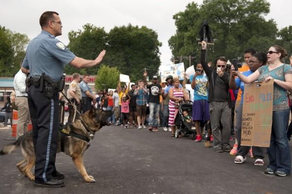Ferguson Missouri Riots | CopBlock Radio | Aug 13, 2014