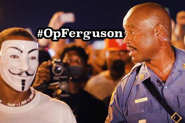 #OpFerguson Anonymous | PNN #108 | Aug 12, 2014