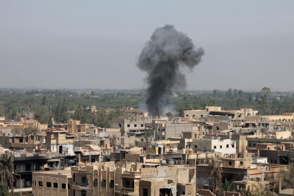 Airstrikes Begin in Syria   PNN 118   Sept 23, 2014