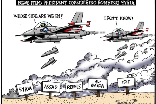 New Fake Threat Justifies New War | PNN 120 | Sep 30, 2014